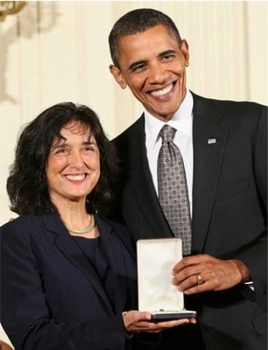 Roberta Diaz Brinton, Ph.D. Obama