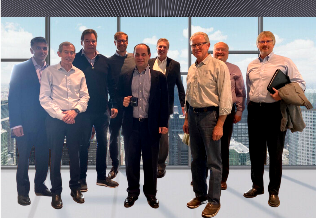GABA Therapeutics Inaugural Board Meeting San Francisco Nov 2019